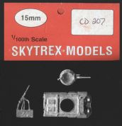 Skytrex 15mm CD207 WWII US M8 Armoured Car